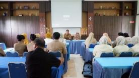 Orientasi Mahasiswa Praktek Kerja Lapangan di UPT Puskesmas Mergangsan