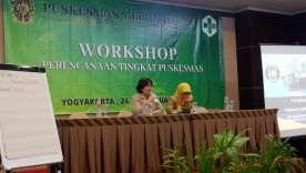 Workshop Perencanaan Tingkat Puskesmas Tahun 2021