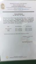 Jam Pelayanan Selama Masa Tanggap Darurat Covid-19 UPT Puskesmas Mergangsan